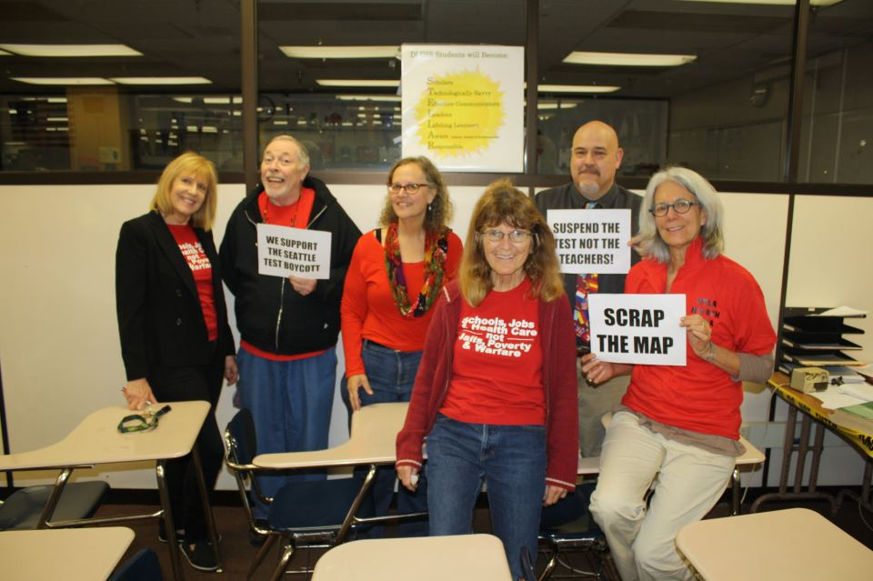 Downtown Magnets High School - Solidarity Photo from Downtown Magnet High School, Los Angeles, CA ...