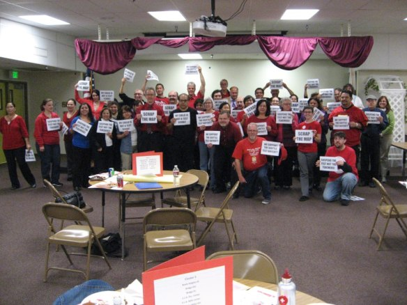 UTLA East Area meeting